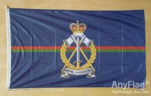 -ROYAL PIONEER CORPS  NEW ANYFLAG RANGE - VARIOUS SIZES